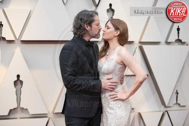 Darren Le Gallo, Amy Adams - Hollywood - 24-02-2019 - Oscar 2019: le coppie sul red carpet