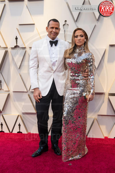 Alex Rodriguez, Jennifer Lopez - Hollywood - 24-02-2019 - Oscar 2019: gli arrivi sul red carpet