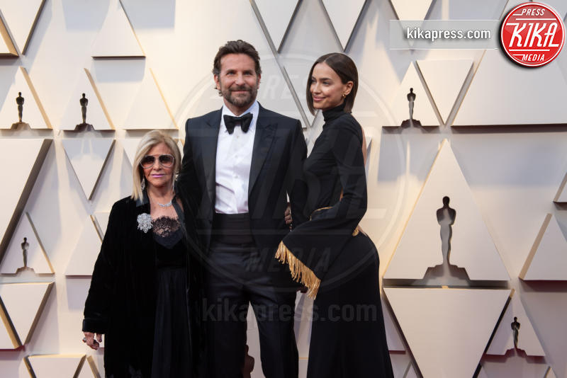 Gloria Campano, Irina Shayk, Bradley Cooper - Hollywood - 24-02-2019 - Oscar 2019: le coppie sul red carpet