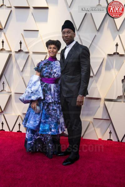 Amatus Sami-Karim, Mahershala Ali - Hollywood - 24-02-2019 - Oscar 2019: gli arrivi sul red carpet
