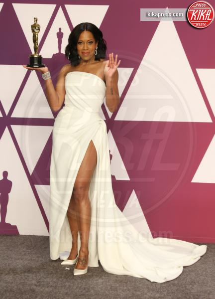 Regina King - Los Angeles - 24-02-2019 - Oscar 2019: vincono Roma, Green Book, Bohemian Rhapsody