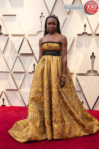 Danai Gurira - Hollywood - 24-02-2019 - Oscar 2019: gli arrivi sul red carpet