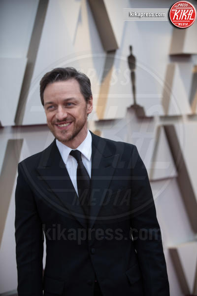 James McAvoy - Hollywood - 24-02-2019 - Oscar 2019: gli arrivi sul red carpet