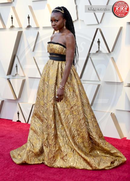 Danai Gurira - Los Angeles - 24-02-2019 - Oscar 2019: gli arrivi sul red carpet