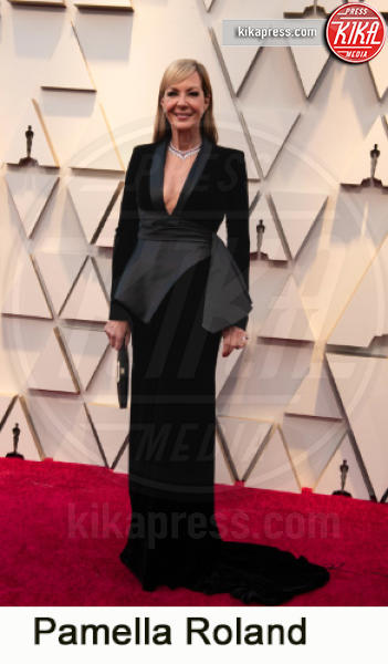 Allison Janney - Los Angeles - 24-02-2019 - Oscar 2019, gli stilisti sul red carpet