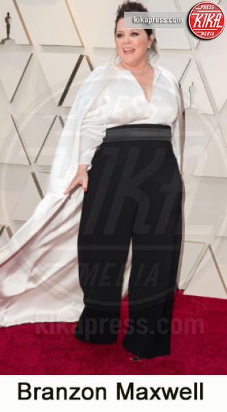 Melissa McCarthy - Los Angeles - 24-02-2019 - Oscar 2019, gli stilisti sul red carpet