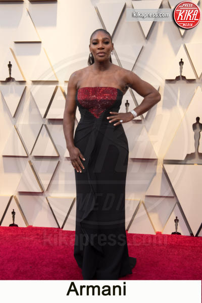 Serena Williams - Los Angeles - 24-02-2019 - Oscar 2019, gli stilisti sul red carpet