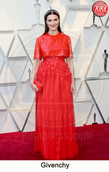 Rachel Weisz - Los Angeles - 24-02-2019 - Oscar 2019, gli stilisti sul red carpet