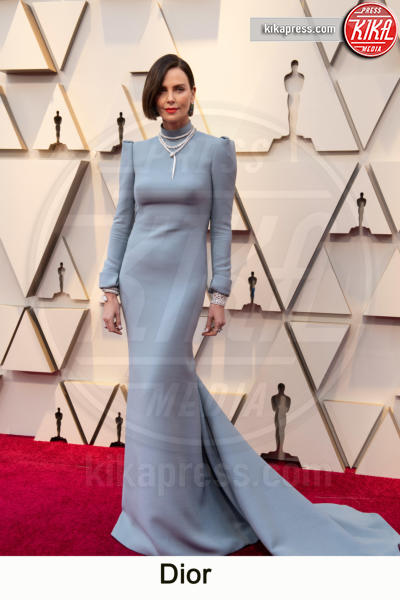 Charlize Theron - Los Angeles - 24-02-2019 - Oscar 2019, gli stilisti sul red carpet