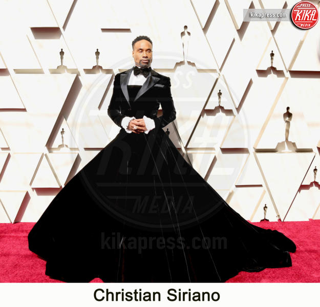 Billy Porter - Los Angeles - 24-02-2019 - Oscar 2019, gli stilisti sul red carpet