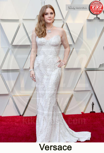 Amy Adams - Los Angeles - 24-02-2019 - Oscar 2019, gli stilisti sul red carpet