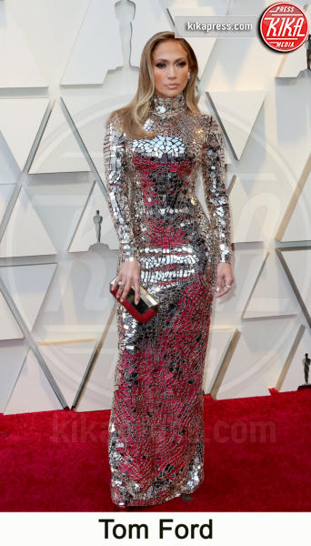 Jennifer Lopez - Los Angeles - 24-02-2019 - Oscar 2019, gli stilisti sul red carpet