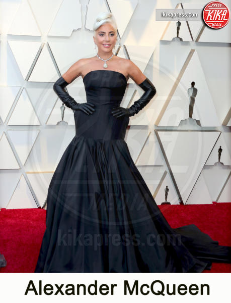 Lady Gaga - Los Angeles - 24-02-2019 - Oscar 2019, gli stilisti sul red carpet