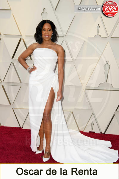 Regina King - Hollywood - 24-02-2019 - Oscar 2019, gli stilisti sul red carpet