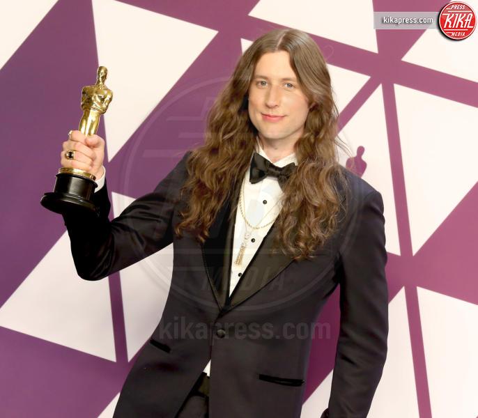 Ludwig Goransson - Los Angeles - 24-02-2019 - Oscar 2019: vincono Roma, Green Book, Bohemian Rhapsody