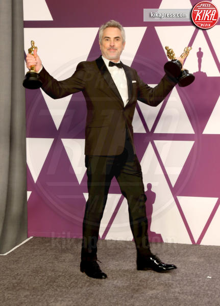Alfonso Cuaron - Los Angeles - 24-02-2019 - Oscar 2019: vincono Roma, Green Book, Bohemian Rhapsody