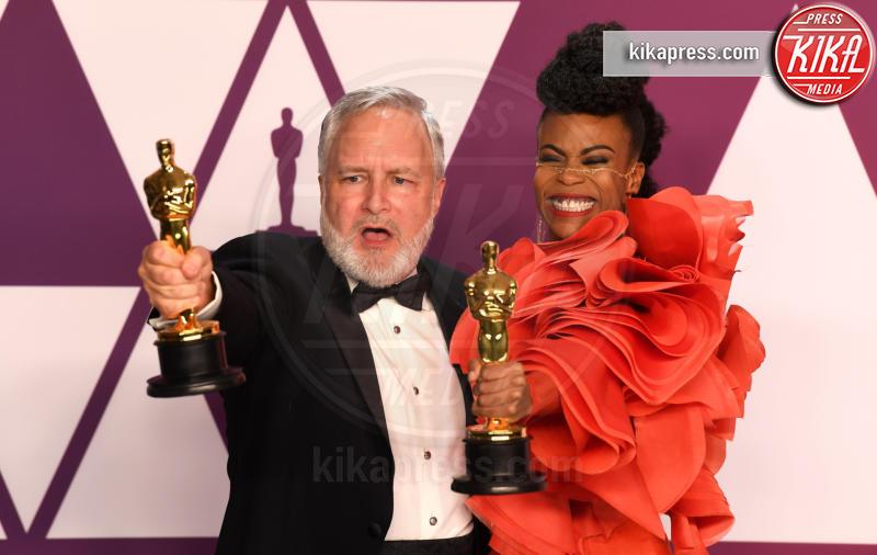 Hannah Beachler, Jay R. Hart - Los Angeles - 24-02-2019 - Oscar 2019: vincono Roma, Green Book, Bohemian Rhapsody