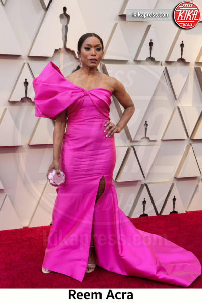 Angela Bassett - Hollywood - 24-02-2019 - Oscar 2019, gli stilisti sul red carpet