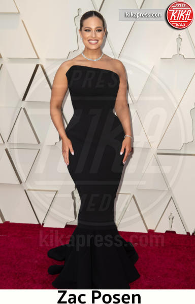 Ashley Graham - Los Angeles - 24-02-2019 - Oscar 2019, gli stilisti sul red carpet
