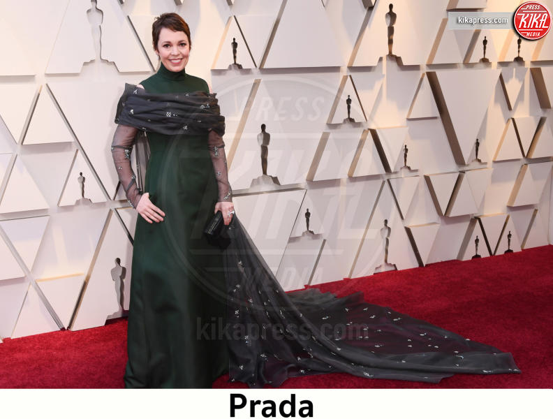 Olivia Colman - Los Angeles - 24-02-2019 - Oscar 2019, gli stilisti sul red carpet