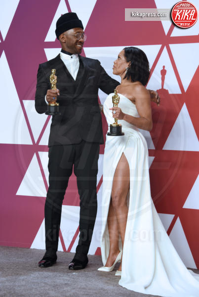 Mahershala Ali, Regina King - Hollywood - 24-02-2019 - Oscar 2019: vincono Roma, Green Book, Bohemian Rhapsody