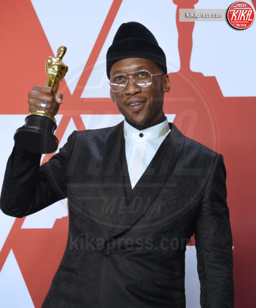 Mahershala Ali - Hollywood - 24-02-2019 - Oscar 2019: vincono Roma, Green Book, Bohemian Rhapsody