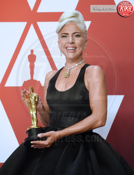 Lady Gaga - Hollywood - 24-02-2019 - Oscar 2019: vincono Roma, Green Book, Bohemian Rhapsody