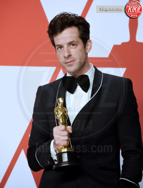 Mark Ronson - Hollywood - 24-02-2019 - Oscar 2019: vincono Roma, Green Book, Bohemian Rhapsody