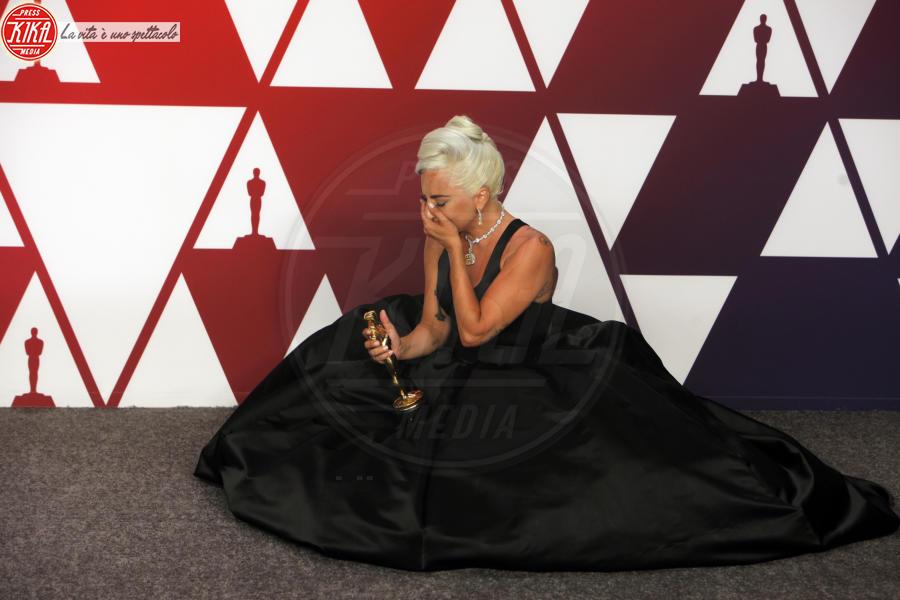 Lady Gaga - Hollywood - 24-02-2019 - Addio 2019, le immagini simbolo dell'anno
