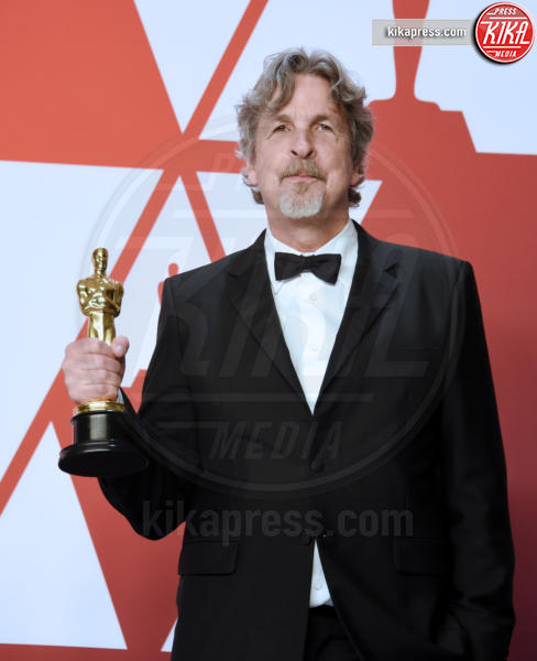 Peter Farrelly - Hollywood - 24-02-2019 - Oscar 2019: vincono Roma, Green Book, Bohemian Rhapsody