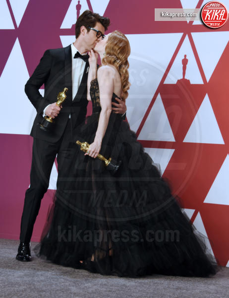 GUY NATTIV, Jaime Ray Newman - Hollywood - 24-02-2019 - Oscar 2019: vincono Roma, Green Book, Bohemian Rhapsody
