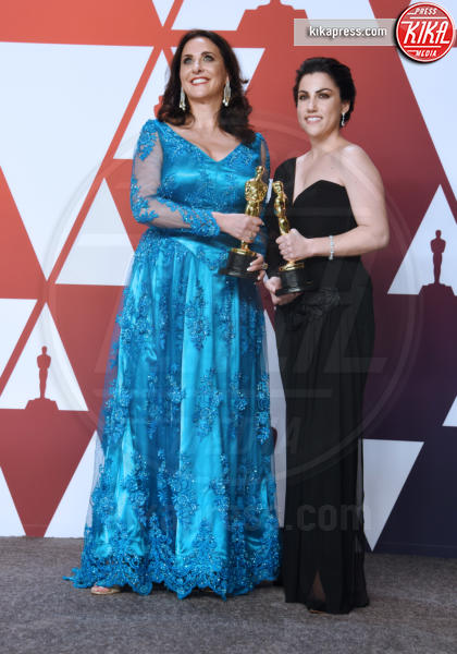 Rayka Zehtabchi, Melissa Berton - Hollywood - 24-02-2019 - Oscar 2019: vincono Roma, Green Book, Bohemian Rhapsody