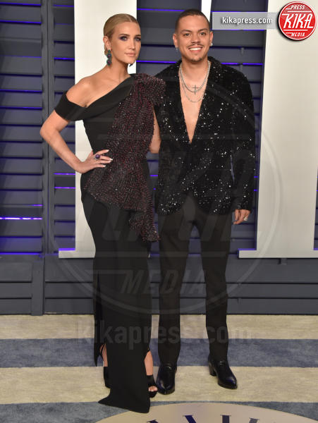 Evan Ross, Ashlee Simpson - Beverly Hills - 24-02-2019 - Suoceri famosi delle star... e dove trovarli!