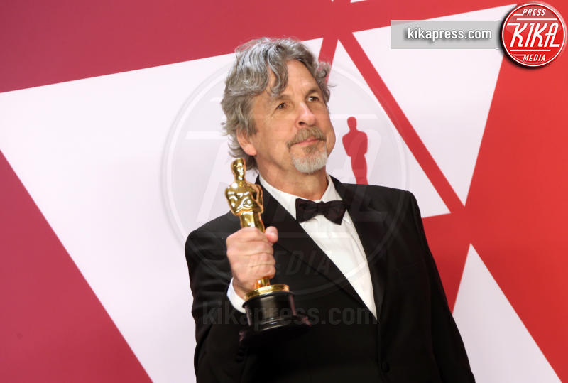 Peter Farrelly - Hollywood - 24-02-2019 - Oscar 2019: vincono Roma, Green Book, Bohemian Rhapsody