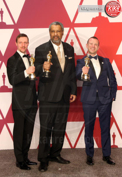 Kevin Willmott, Charlie Wachtel, David Rabinowitz - Hollywood - 24-02-2019 - Oscar 2019: vincono Roma, Green Book, Bohemian Rhapsody