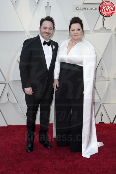 Ben Falcone, Melissa McCarthy - Los Angeles - 24-02-2019 - Oscar 2019: gli arrivi sul red carpet