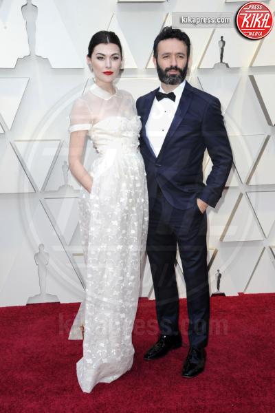 Rodrigo Sorogoyen, Marta Nieto - Los Angeles - 24-02-2019 - Oscar 2019: gli arrivi sul red carpet