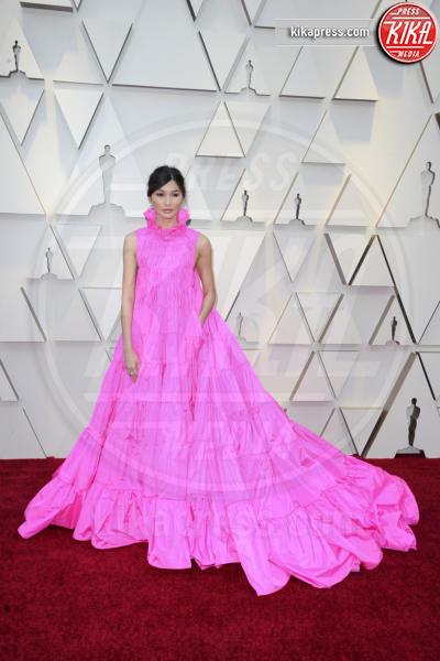 Gemma Chan - Los Angeles - 24-02-2019 - Oscar 2019: gli arrivi sul red carpet