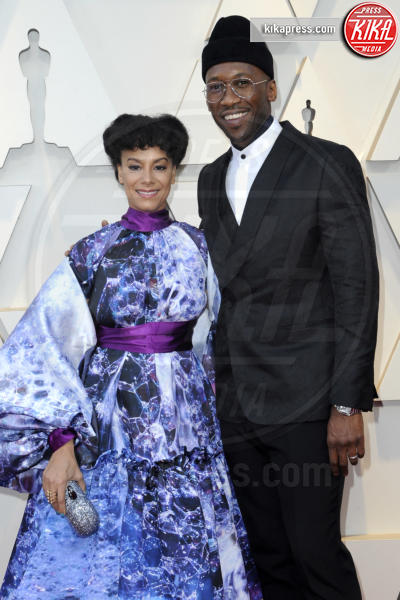 Amatus Sami-Karim, Mahershala Ali - Los Angeles - 24-02-2019 - Oscar 2019: gli arrivi sul red carpet
