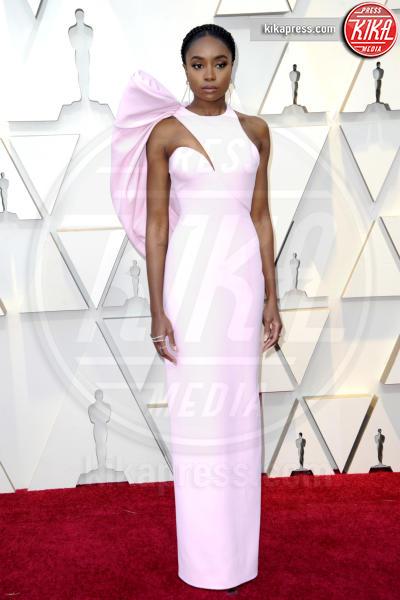 Kiki Layne - Los Angeles - 24-02-2019 - Oscar 2019: gli arrivi sul red carpet