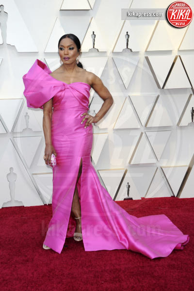 Angela Bassett - Los Angeles - 24-02-2019 - Oscar 2019: gli arrivi sul red carpet