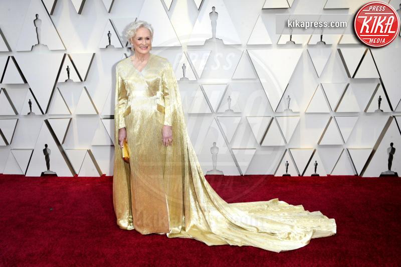 Glenn Close - Los Angeles - 24-02-2019 - Oscar 2019: gli arrivi sul red carpet