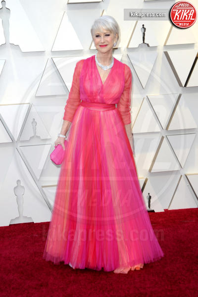 Helen Mirren - Los Angeles - 24-02-2019 - Oscar 2019: gli arrivi sul red carpet