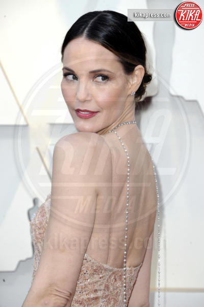 Leslie Bibb - Los Angeles - 24-02-2019 - Oscar 2019: gli arrivi sul red carpet