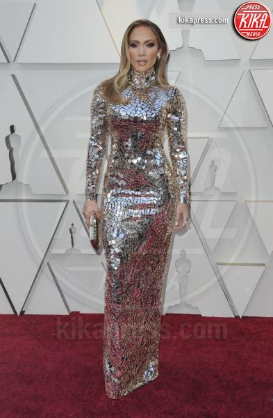Jennifer Lopez - Los Angeles - 25-02-2019 - Oscar 2019: gli arrivi sul red carpet