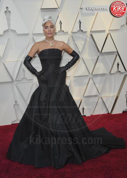 Lady Gaga - Los Angeles - 25-02-2019 - Oscar 2019: gli arrivi sul red carpet