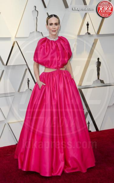 Sarah Paulson - Los Angeles - 25-02-2019 - Oscar 2019: gli arrivi sul red carpet