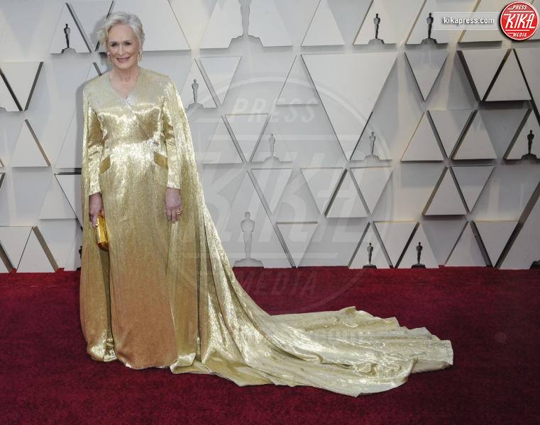 Glenn Close - Los Angeles - 25-02-2019 - Oscar 2019: gli arrivi sul red carpet