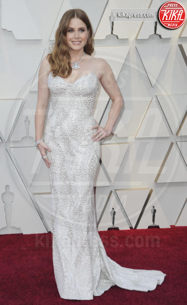 Amy Adams - Los Angeles - 25-02-2019 - Oscar 2019: gli arrivi sul red carpet