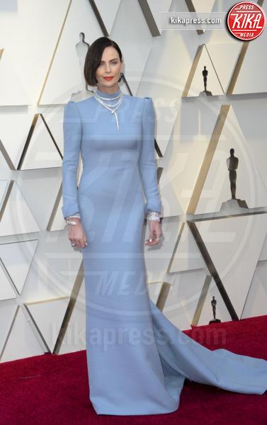 Charlize Theron - Los Angeles - 25-02-2019 - Oscar 2019: gli arrivi sul red carpet